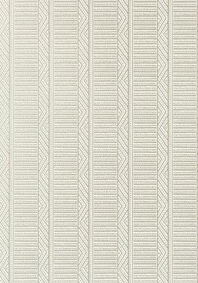Anna French Montecito Stripe Behang - Palampore