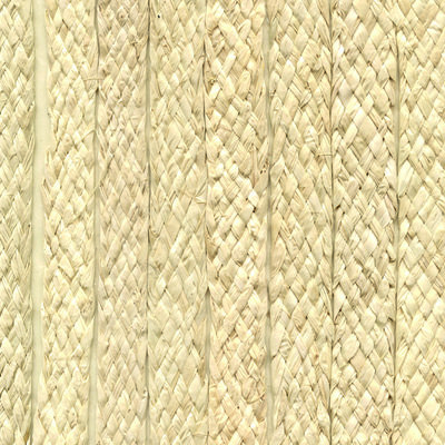 CMO Paris Raphia Tressé Behang - Raffia Wallcovering