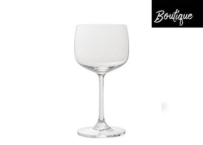 Reggia Rode Wijnglas 255 ml - set van 2