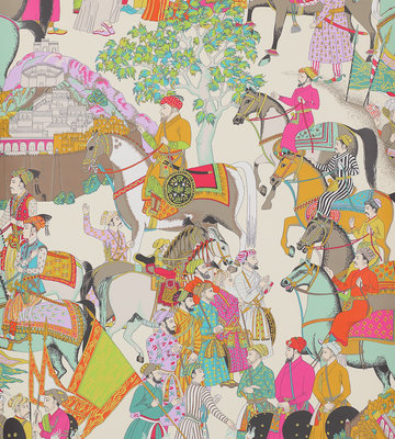 Manuel Canovas Dara Behang - Papier Peints Vol. 5