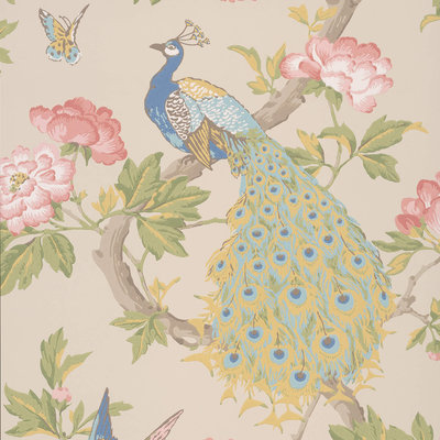 Little Greene Pavona Behang