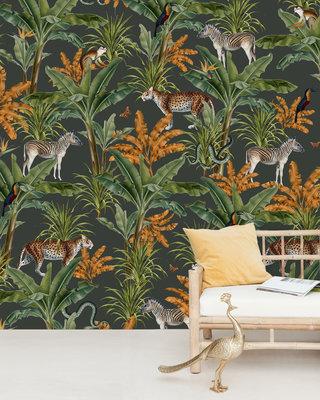 Creative Lab Amsterdam Mighty Jungle Behang