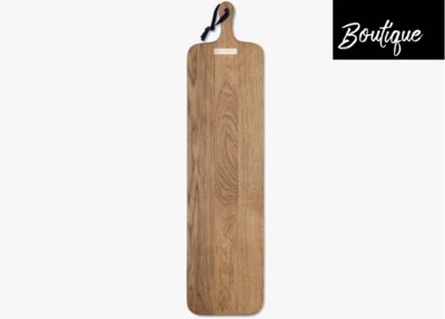 Houten Plank XL Slim Fit
