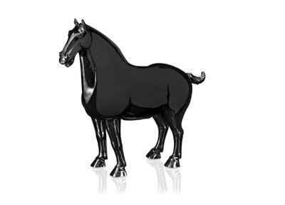 Zwart Paard XL