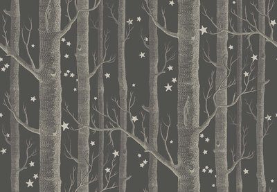Cole and Son Woods & Stars Behang