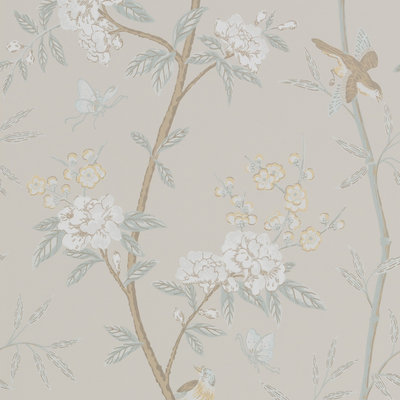 GP & J Baker Peony & Blossom Behang