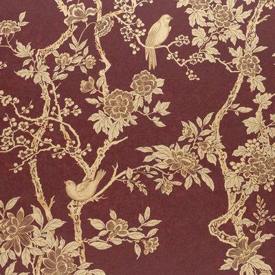 Marlowe Floral 'Garnet'