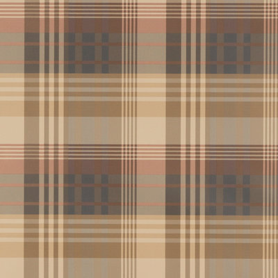 Mulberry Home Ancient Tartan Behang