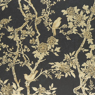 Marlowe Floral 'Gilded Lacquer'