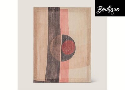 Urban Nature Culture Wall Deco Khadi Silk B