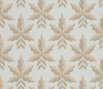 Little Greene Clutterbuck Hessian Behang