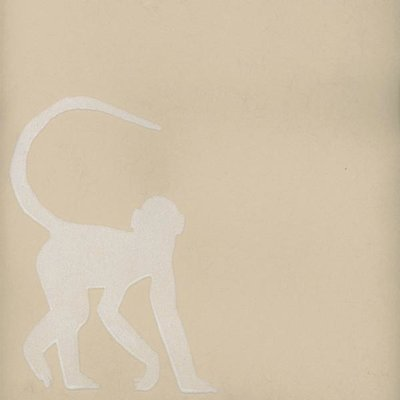 Andrew Martin Cheeky Monkey Natural Behang