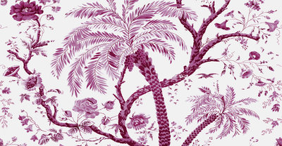 ETRO Tree Of Life Behang