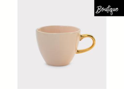 Good Morning, Oud Roze Koffie Kopje