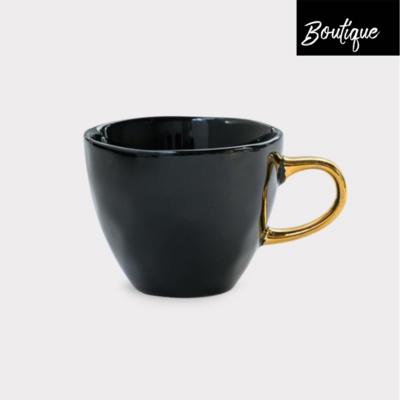 Good Morning, zwart Koffie Kopje