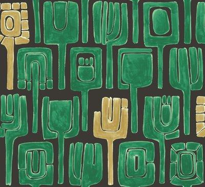 ELITIS Totem Behang