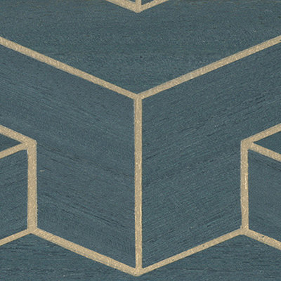 Greenland Cube Weave Behang