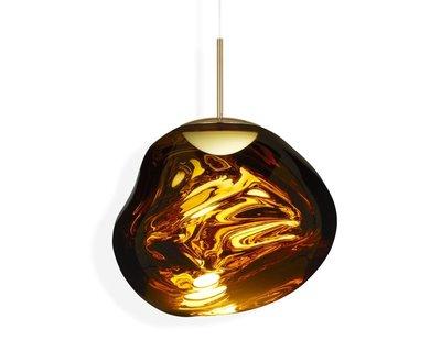 Tom Dixon Melt LED Pendant Gold Hanglamp