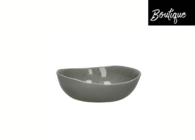 Porcelino Grey Soep Kom