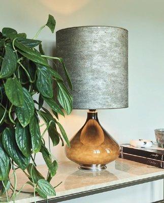 Duran Tafellamp Paula Medium Bronze