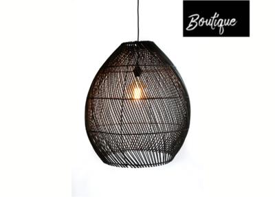Duran Hanglamp Figura Round Medium Black