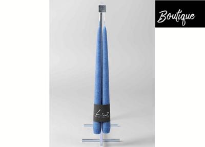 Luxe Donkerblauwe Tafelkaarsen