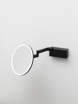 Decor Walther Cosmetische Spiegel Vision R Mat Zwart