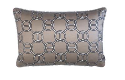 Hermes Sierkussen stof Fil d' Argent 60 x 40 cm