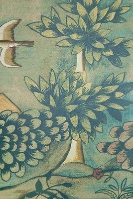 Verdure Tapestry Behang Green
