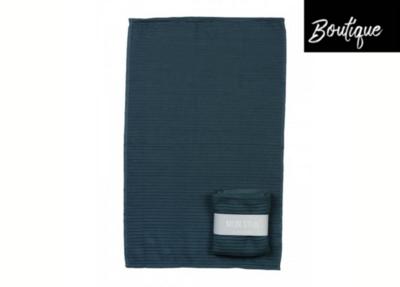 MIJN STIJL Handdoek Blauw