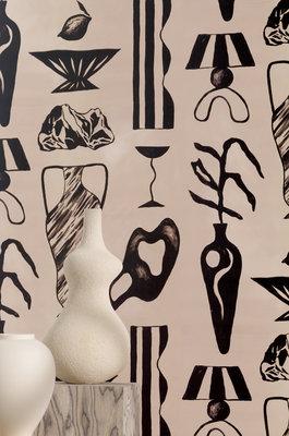 Asteré Collection Du Peintre Behang 01