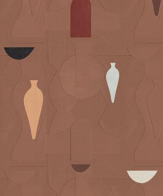 Asteré Terrazzo De Papier Behang 02