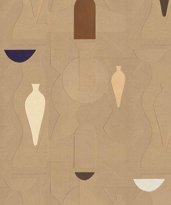 Asteré Terrazzo De Papier Behang 03