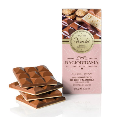 Venchi Bacio Di Dama Chocoladereep