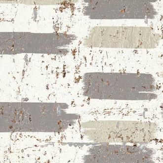 ELITIS Metal Brush Behang 01