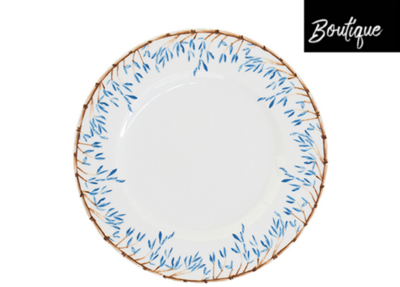 Catchii Dinerbord Blue Bamboo