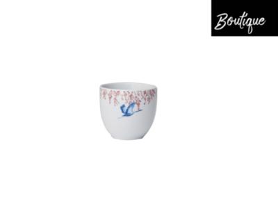 Catchii Koffiekopje Kraanvogels Cherry Blossom & Lucky Cranes