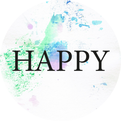 Catchii Happy Behangcirkel