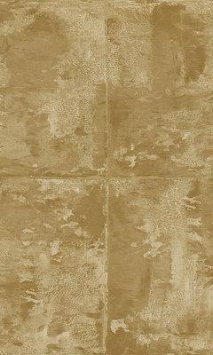 ARTE Platinum Behang - Warm Gold