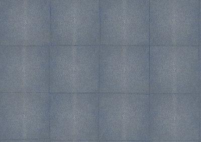 ARTE Shagreen Behang - Monaco Blue