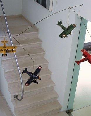 Mobile Van Vliegtuigen
