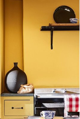 Little Greene Giallo Verf 337