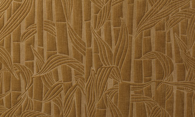 ARTE Bambusa Behang - Bronze