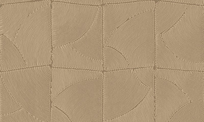 ARTE Atlas Behang - Camel