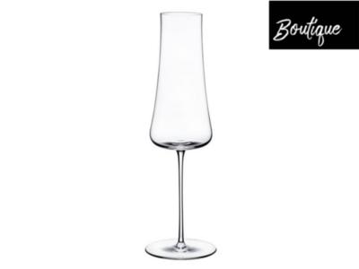 Nude Volcano Stem Zero Champagneglas 0,3L