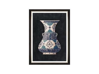 Mind The Gap Arabian Vases IV Wanddecoratie