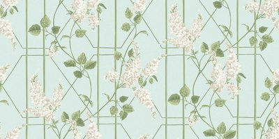 SALE: 1 rol Cole and Son Wisteria Behang