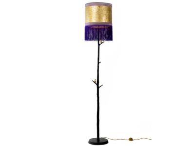 Marie Martin Birdy's Or Vloerlamp