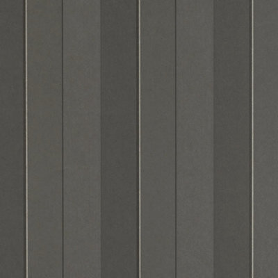 Salon Stripe - Charcoal