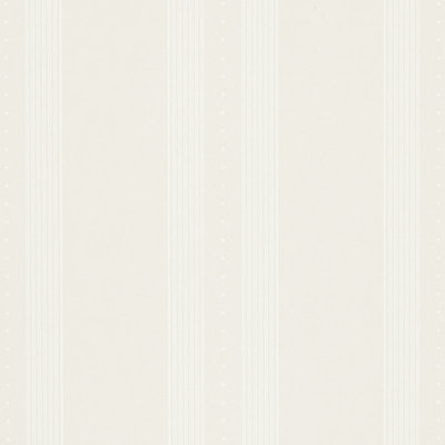 Tuxedo Club Stripe - Cream